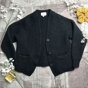 Aritzia | Wilfred 100% Merino Wool Cardigan